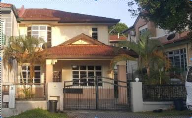Double Storey Semi-D House Kota Warisan –Semi Furnished