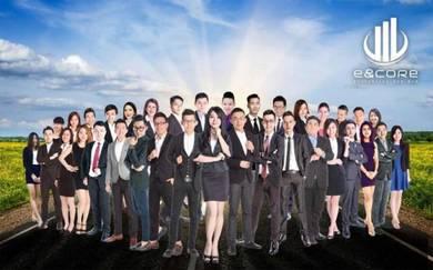 Sales & Marketing Executive