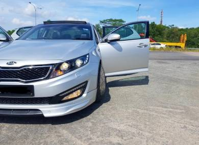 2013 Kia OPTIMA 2.0 K5 (A) LUXURIOUS