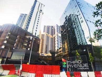 Third Avenue , New Condo , Cyberjaya Center , Near itech , IBM
