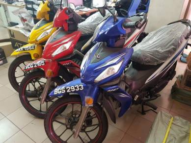 Modenas MR2 Mr1 Interchange