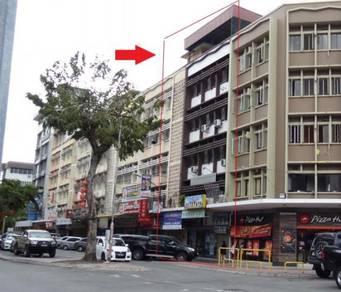 GAYA Street, 5 Storey building. Very strategic location at city center