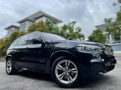 BMW X5 2.0 XDRIVE40e M-SPORT (CKD) WARANTY