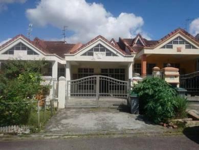 Rumah teres 1 tingkat di Kangkar Pulai Johor Bahru untuk di jual !!!