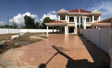Luak Bay Double storey Semi D