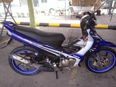 Yamaha 125zr / honda ex5 high power