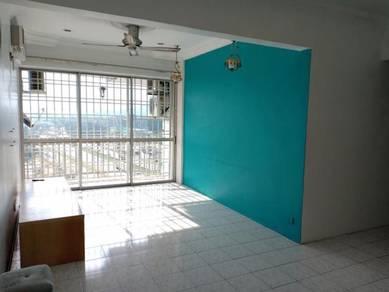 Puteri Ria Apartment Masai, Pasir Gudang - Deposit Rendah
