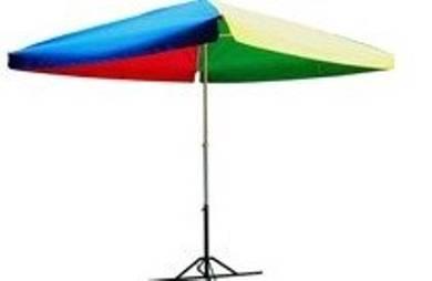 Hawker & Golf Umbrella & Ready made cover sheet