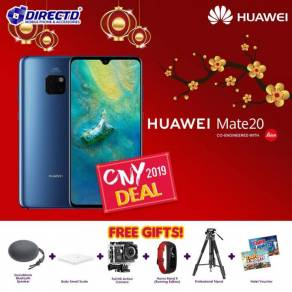 Huawei MATE 20 (CNY 2019 DEAL)ORIGINAL-MYSet