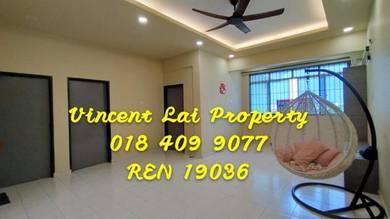 Pangsapuri Mawar Apartment Renovated