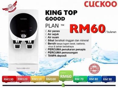 Kingtop kembali limited kuata cuckoo