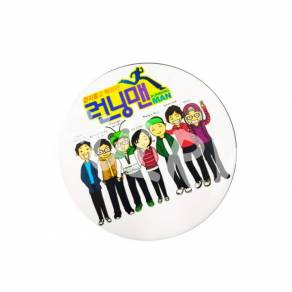 Button Badges with Back Spring 58mm [With Mylar]