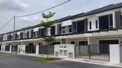 Double Storey With 0% DP In Puncak Alam