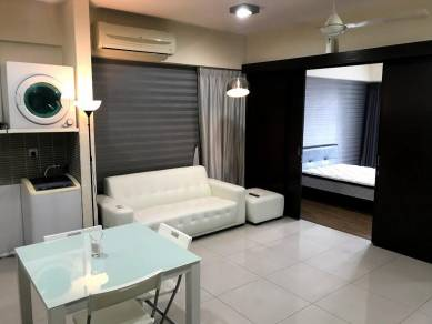 ROR RENT - Saujana Residency Subang - 1 bedroom 1 bathroom - Fully F
