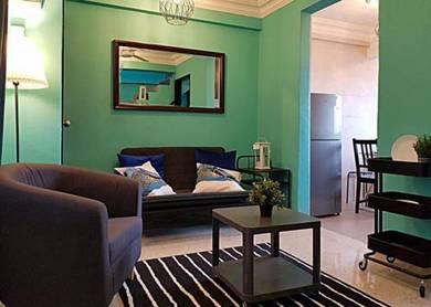Duplex Apartment Berdekatan Pandan Jaya LRT