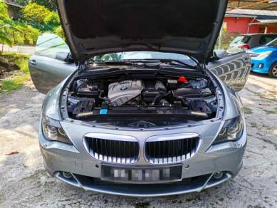 Used BMW 630Ci for sale