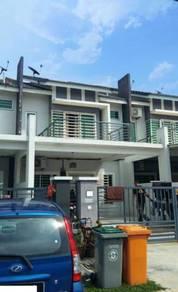 Double storey terrace*nusari bayu 1b