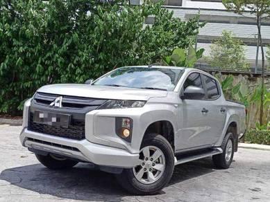 Mitsubishi TRITON VGT 2.4L (A)