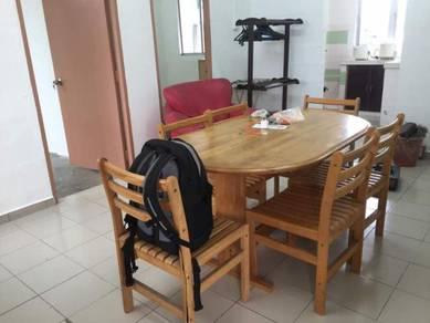 (TINGKA 1) Apartment Anggerik, Desa Pandan,5KM KLCC