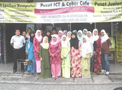 Internship praktikal komputer Shah Alam section 18