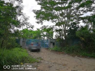 Permas Jaya Megah Ria Industry Land for SALE