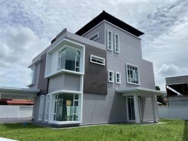 Brand New Bungalow Kampung Merdeka 83000 Batu Pahat