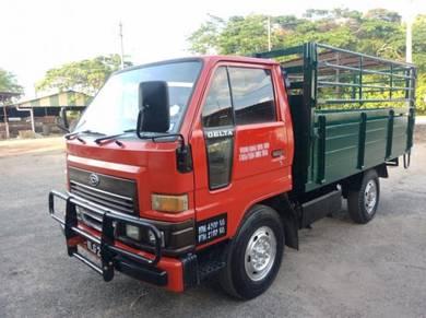 Daihatsu V58 Kargo Am Green Engine Yr2003