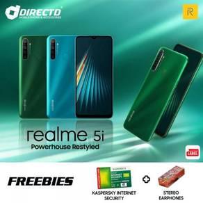 Realme 5i (4GB/64GB   5000mAh) + 2 Hadiah percuma