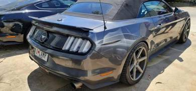 2018 Ford MUSTANG 2.3 ECOBOOST CONVERTIBLE SOFTTOP