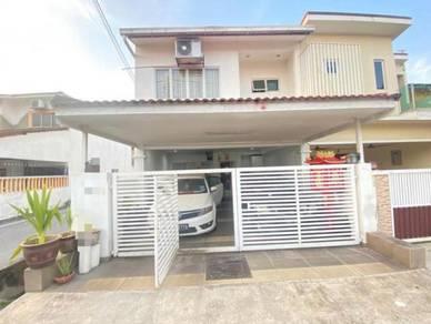 [EXTENED] 2Sty END LOT Terrace House, Garing Utama, Sri Garing Rawang
