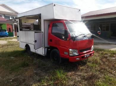 Food Truck untuk di sewa