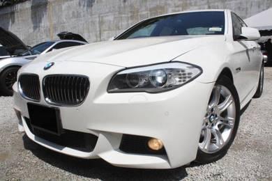 BMW 528i 2.0 F10 M SPORT TWINPOWER TURBO Year13/14