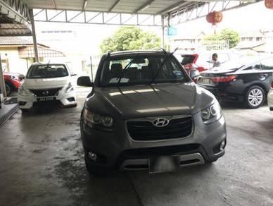 2012 Hyundai SANTA FE 2.2 CRDi e-VGT PREMIUM (A)