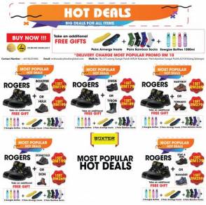 Hot seller combo and get 6 free gift