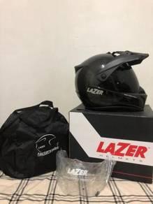Lazer enduro carbon helmet saiz xl