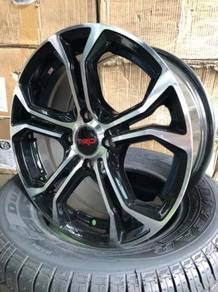 "15""x7 trd design new sport rim"