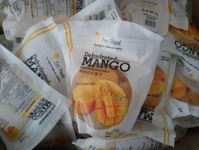 I'm Real Premium Dehydrate Mango
