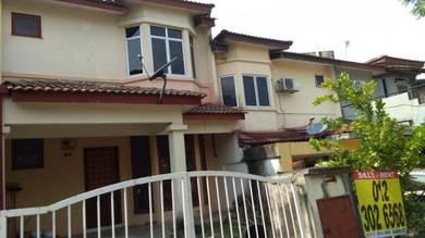 Double Storey House SAUJANA PUCHONG BKT PUCHONG