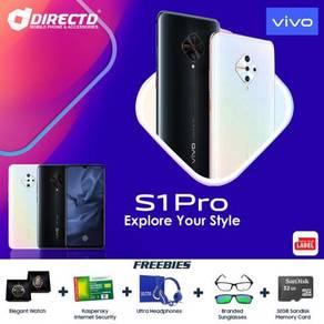 VIVO S1 PRO (8GB RAM | 128GB ROM)MYset + 5 HADIAH