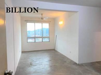 Cheapest!!! Taman Kheng Tian Apartment Jelutong High Floor Great View