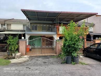 RENOVATED, MURAH 2 Storey Terrace Taman Perkasa Fasa 1, Hulu Langat