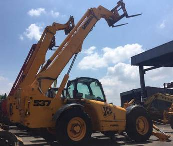 Imported JCB 537-135 Telescopic Forklift (13.50m)