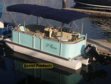 20Ft Luxury Entertain Model Pontoon Boat
