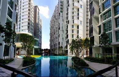 Ara Damansara & KL water themed studio homestay