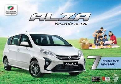 2019 Perodua ALZA Best Deal In Town