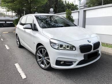 Used BMW 218i Active Tourer for sale