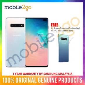 Samsung Galaxy S10 Plus [128GB & 512GB ROM] MY Set