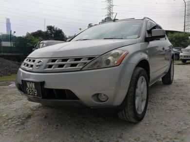 Nissan Murano 2.5 (A) Keyless,Sunroof