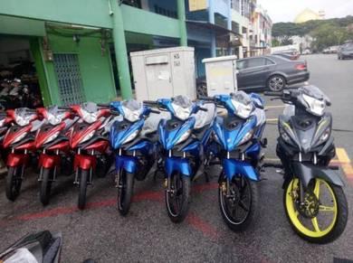 2019 Yamaha lc 135 lowdeposit
