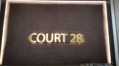 Court 28 Property Investment Next to MRT 2 Underground Station
